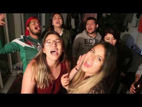 House Party , Mexicans in Colombia , Fiesta en casa Bogota ,Colombia nightlife Travel 2017