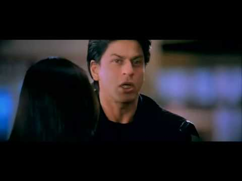Shahrukh Khan and Rani - Kank Scene