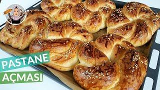 Pastane Açması Nasıl Yapılır? | Puf Puf Kabaran Yumuşacık Lezzet!  | Hatice Mazı ile Yemek Tarifleri