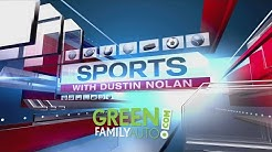 Local 4 News at 10:00 p.m. Sunday Sportscast with Dustin Nolan June 28th Part 1