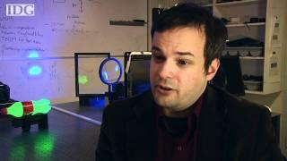 MIT camera captures light at a trillion frames per second