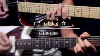 SILENT SIREN『stella☆』 這幾年非常喜歡的日本女生樂團,在即將來台灣...