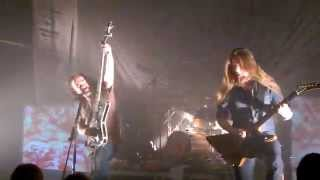 Carcass - Genital Grinder/Pyosisified/Exhume to Consume (Live in Athens 2015)