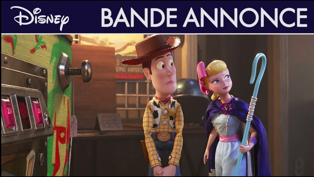Toy Story 4 - Nouvelle bande-annonce | Disney