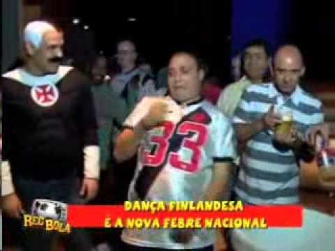 HOMEM PIRUCA NO RECBOLA! FESTA DO VASCO!