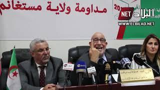 دربال يوضح تصريحاته بخصوص إجبارية قدوم المترشح شخصيا للمجلس الدستوري