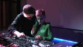 Как проходит обучение в DJ Class (Москва). 9лет.