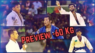World Judo Championship Baku 2018 Preview -60 kg (Who will win?)