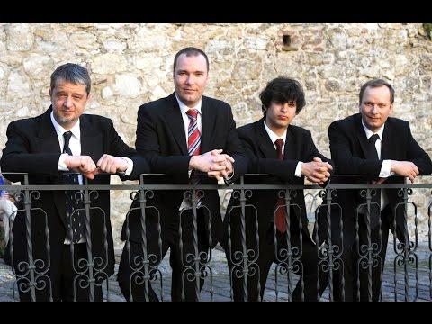 Borodin - String Quartet No.2, D major - ZAGREB QUARTET
