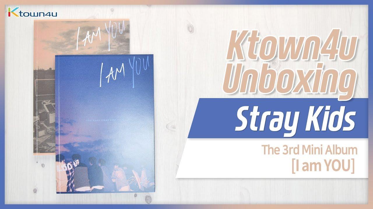 KPOP Ktown4u com : Stray Kids - Mini Album Vol 3 [I am YOU] (Random