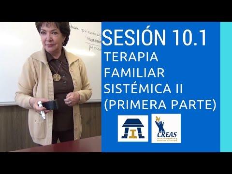 Sesión 10.1 Terapia Familiar Sistémica II (Primera parte)