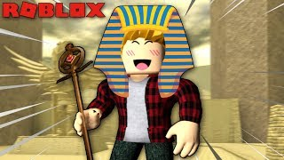 💎 Ich BECAME PHARAONEM IN ROBLOXIE! UND ROBLOX #197 💎