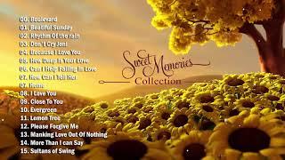 Best Golden Sweet Memories Music Playlist , Good Quality- Various Artists