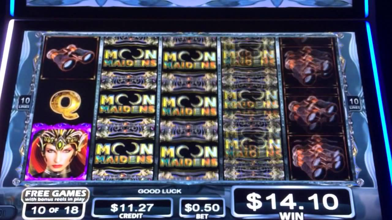 Moon Maiden Slot