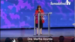 A SUS PIES - Dra. Martha Azurdia