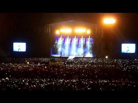 """Maná - Eres Mi Religión (Tour """"Cama Incendiada"""" @ Estadio Nacional de Lima - 20/04/2016)"""