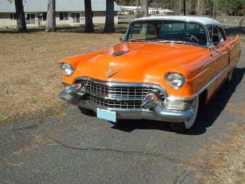 Cadillac 1955 - YouTube