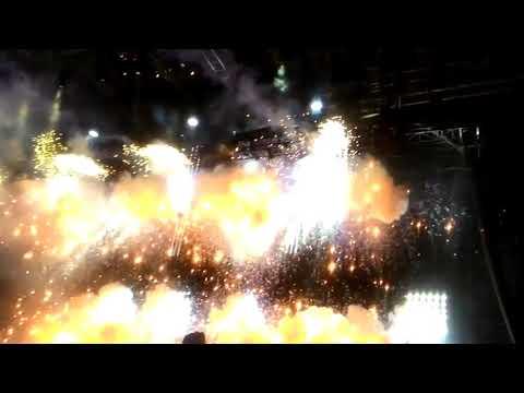 Rammstein - Du hast, 11.06.17, live at Tallinn Song Festival Grounds