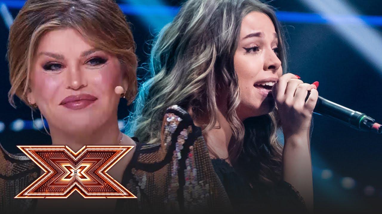 Incredibil, ce voce are! Alexandra Sîrghi, moment spectaculos pe scena X Factor!