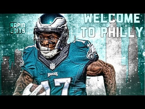 Welcome To Philly || Alshon Jeffery Highlights ᴴᴰ