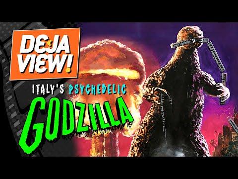 Godzilla Italian Hd