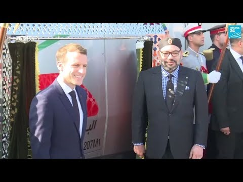 البراق المغربي أول قطار فائق السرعة في أفريقيا  - نشر قبل 9 ساعة