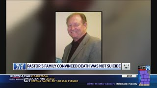 Detectives: Pastor staged suicide to look like murder