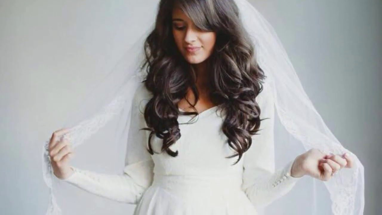HOW TO: Voluminous Curls | Wedding Hair | Hannah Hatt - YouTube