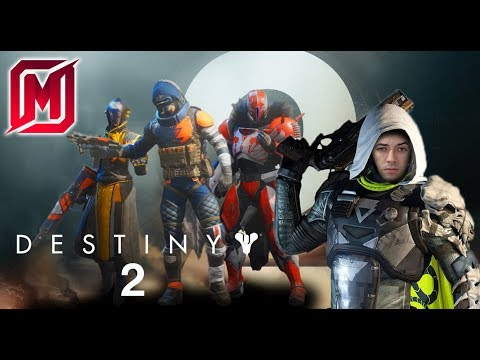 DESTINY 2 SERVERS ARE OUT SO LET'S PLAY ZELDA!