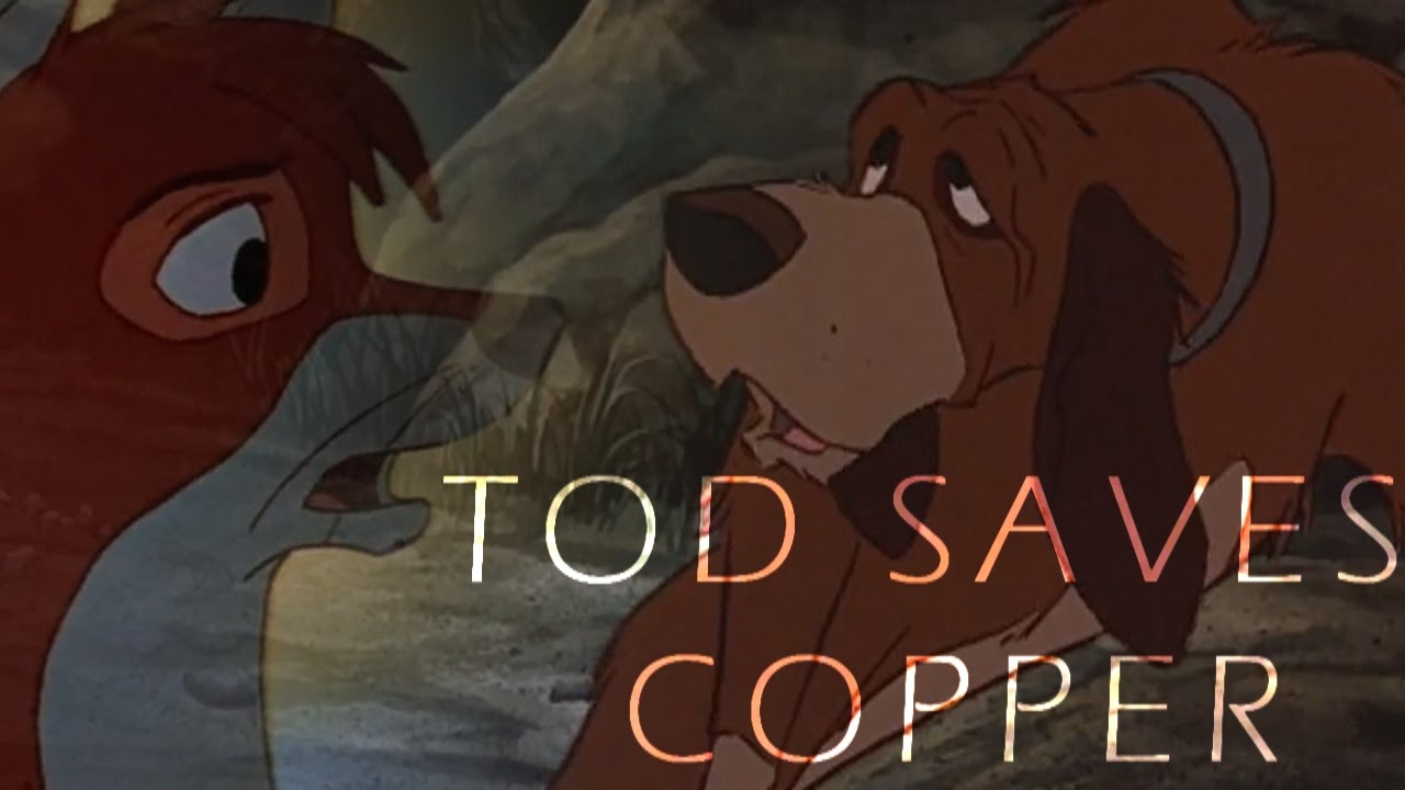 Fox And The Hound Copper And Todd