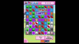 Candy Crush Saga Level 276 Walkthrough