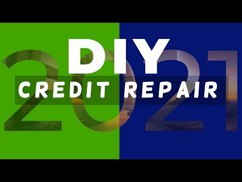 How To Repair Your Own Credit [2018] - Best Credit Resources