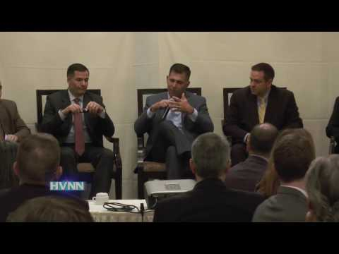 Ulster County Executive Mike Hein on Municipal Consolidation