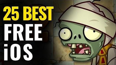top 25 best free ios games  freetoplay iphone  ipad games