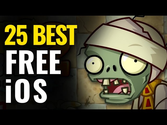 best free to play ios games