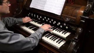 Christ Is Made the Sure Foundation - 2M Dominion Reed Organ