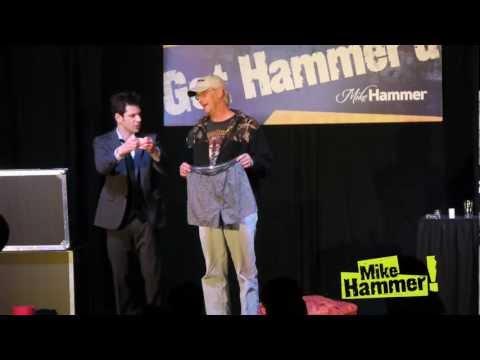 Mike Hammer Comedy Magic Show - Las Vegas