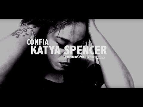 Katya Spencer  - Confia [Official Lyric Video]
