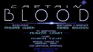 Captain Blood  - Intro (1988)