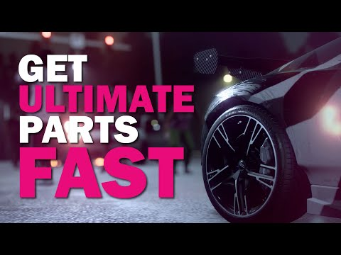 How To Unlock ULTIMATE PARTS FAST Need For Speed Heat | Need For Speed Heat HIGH HEAT RACES