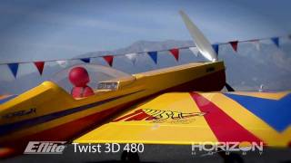 twist 3d 480 arf by e flite
