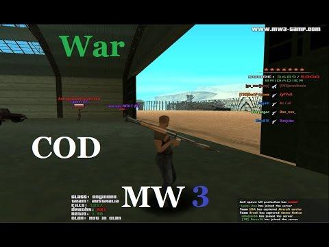 Cod Mw3 War