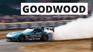 Jak pewien lord na działce imprezkę zrobił... - Goodwood Festival of Speed