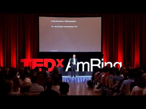 Do we need a new Economics? Some questions, here. | Ferry Stocker | TEDxAmRingSalon