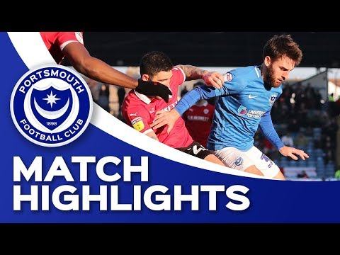Highlights: Portsmouth 0-0 Barnsley