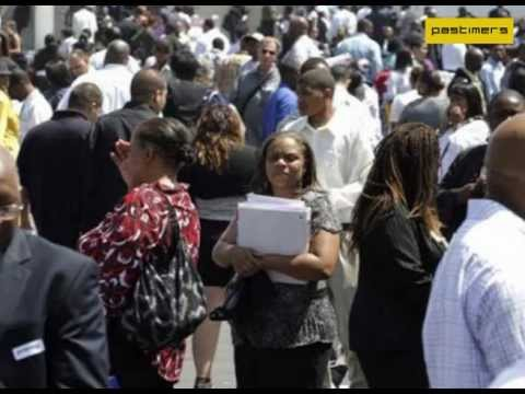 Unemployment & Jobless in United States