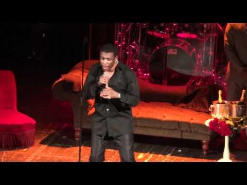 Keith Sweat - Make It Last Forever (Live @ Le Trianon, Paris) [2012-05-20]