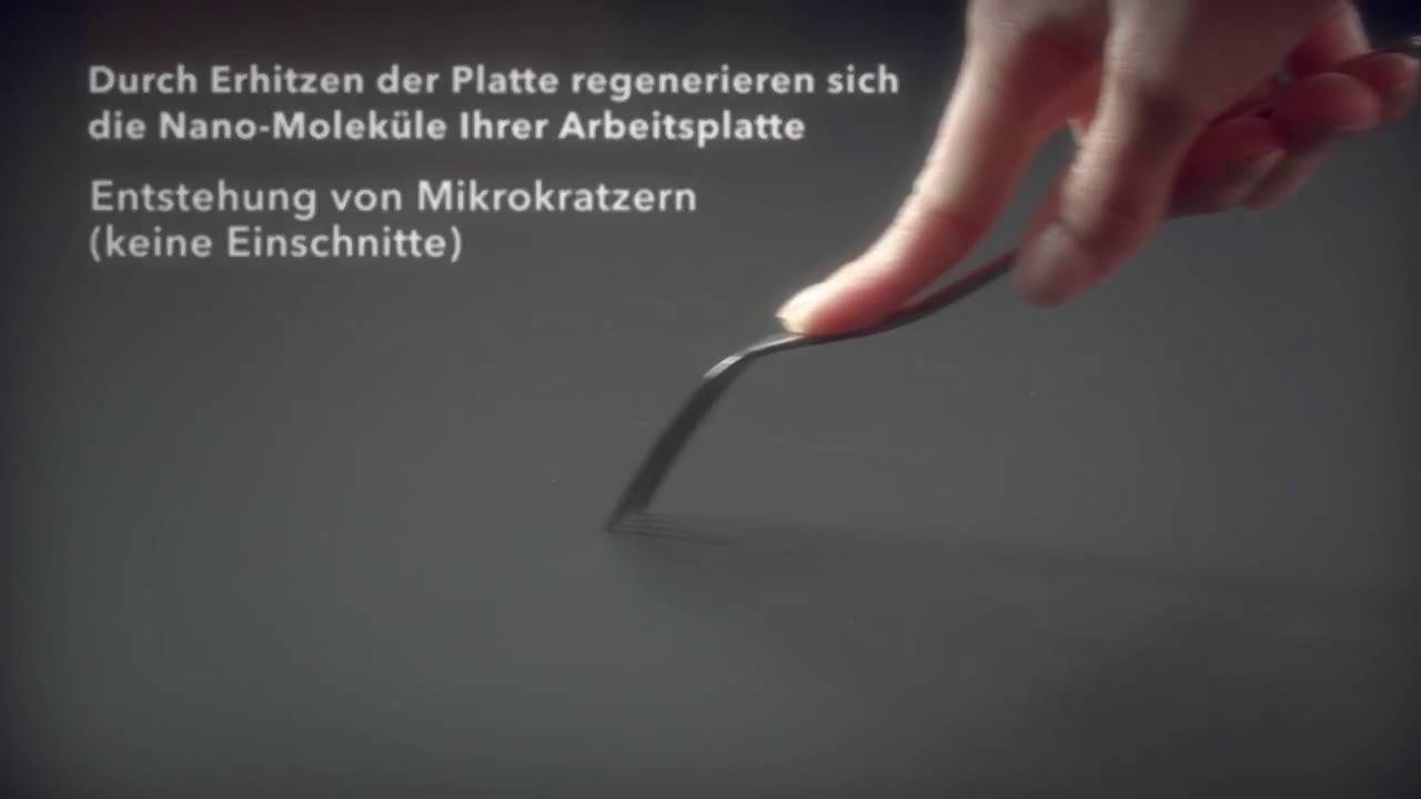 BAUHAUS TV - Produktvideo: FENIX NTM Arbeitsplatten - YouTube | {Küchenarbeitsplatte bauhaus 15}