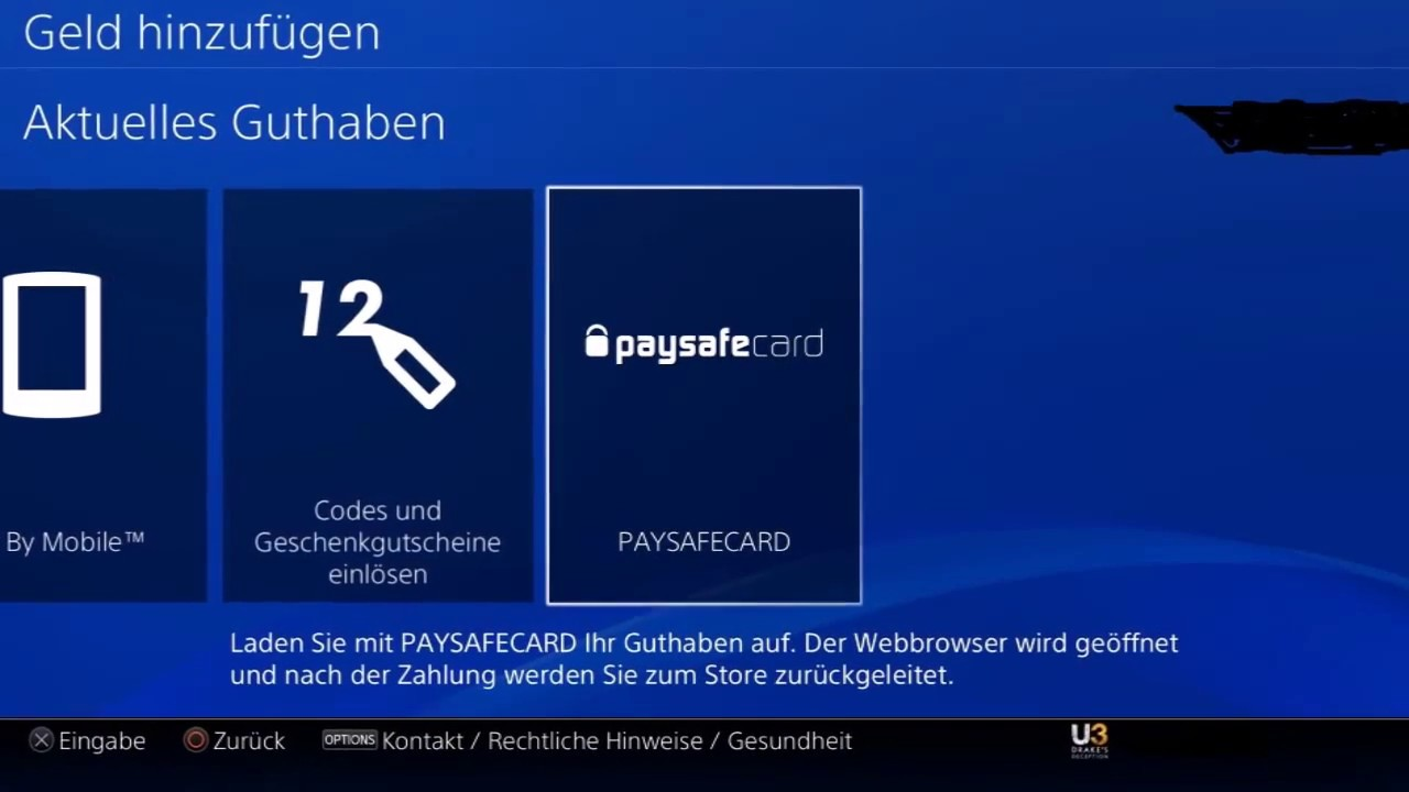 Was Bedeutet Ps Ps4 Tutorial How To Top Up Your Psn Wallet With Paysafecard Buy Ps Plus And Games With Paysafecard