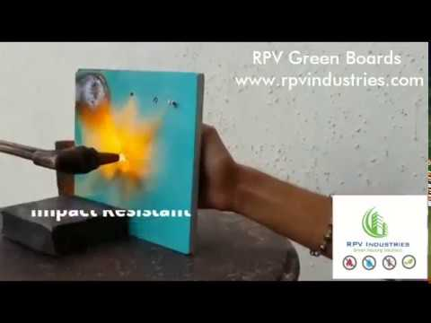 rpv-green-boards---fire-proof-building-material---ready-plaster---insulating-boards,---wall-partitio